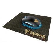 GAMDIAS ZEUS E1A RGB, optisk mus + mus matta, 4200dpi