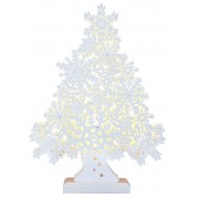 Star Trading Snowflake Gran 45Cm Led