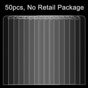 ASUS 50 stuks voor Asus Zenfone 2 Laser / ZE550KL 0 26 mm 9H oppervlaktehardheid 2.5D explosieveilige getemperd glas Film geen retailpakket