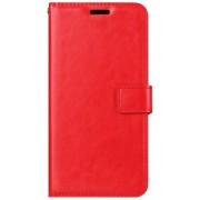 Nokia 8.1 - Bookcase Rood - portemonee hoesje