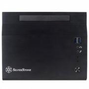 Carcasa Silverstone Compact Cube Case SST-SG06BB-Lite Sugo Mini-ITX, black