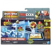 Angry Birds Star Wars Telepods Duel with Count Dooku Playset