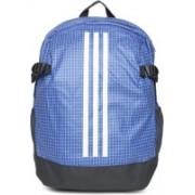 ADIDAS POWER BP FABRIC 31 L Backpack(Blue, White, Black)
