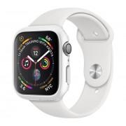 Spigen SGP Thin Fit Apple Watch S4/S5 40mm Fehér tok, szíj nélkül