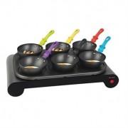 Appareil mini-crêpes et mini-woks 47 cm DOM200 Livoo