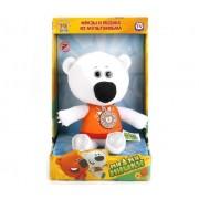 Мульти-пульти Мягкая игрушка Мульти-пульти Медвежонок Белая Тучка 25 см