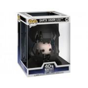 Empire Strikes Figura Funko POP Deluxe: Star Wars - Darth Vader In M