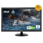 """Monitor ASUS 23,6"""""""" Wide 1920x1080 FHD 1ms DVI-D/D-SUB -VP247T"""