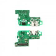 Placa PBC Conetor e Carga e Microfone Huawei P10 Lite WAS-LX1