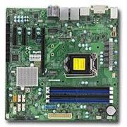 Supermicro X11SSQ LGA 1151 (Socket H4) Intel® Q170 micro ATX