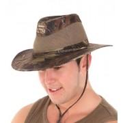 Merkloos Camouflage hoed voor heren