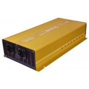 Feszültség átalakító inverter Solartronics Gold 24v-230v 4000 Watt