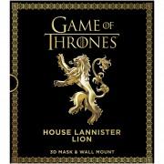 Boxergames Máscara 3D león Lannister, Juego de Tronos