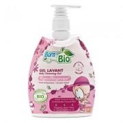 Gel Lavant Corps et Cheveux Bébé + pompe - 475ml