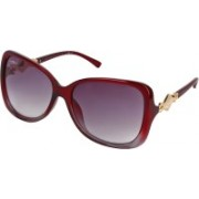 tommy fashion Cat-eye Sunglasses(For Girls)
