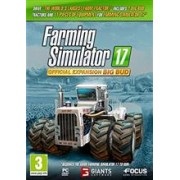 Farming Simulator 17 Official Expansion Big Bud PC