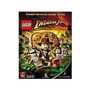 Random House Lego Indiana Jones: The Original Adventures: Prima Official Game Guide