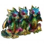 Figurine : La sagesse des Dragons