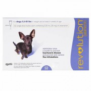 Revolution For Very Small Dogs 2 To 5kg (Purple) 3 Pack