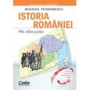 Mic Atlas Scolar Istoria Romaniei 2016 - Editie Revizuita Bogdan Teodorescu