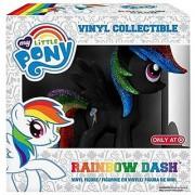 My Little Pony Rainbow Dash Inverted Black Exclusive Vinyl Figure