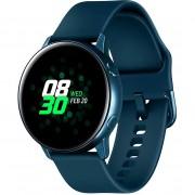Ceas Smartwatch Samsung Galaxy Watch Active, R500N, 40mm, Wi-Fi, GPS, Aluminium, Green