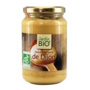 Mustar Dijon forte BIO 350g JardinBio