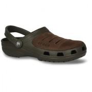 Crocs Men Brown Clog
