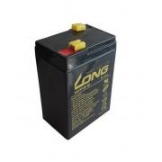 WP4-6 6V 4Ah zselés akkumulátor