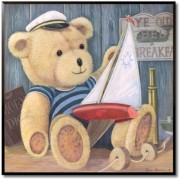 Sailboat Teddies