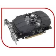 Видеокарта ASUS AREZ Phoenix Radeon RX 550 1071Mhz PCI-E 2048Mb 6000Mhz 128 bit DVI HDMI DP HDCP AREZ-PH-RX550-2G