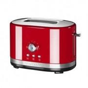 kitchenaid Grille-pain à contrôle manuel Rouge 5KMT2116EER kitchenaid