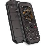 CAT PHONES Teléfono resistente CAT B26 Dual Sim (GSM solamente, no CDMA) desbloqueado de fábrica 2G GSM (negro)