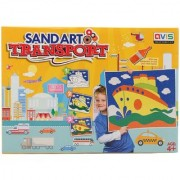 Avis Sand Art Transport