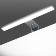 vidaXL Лампа за огледало, 5 W, студенобяла