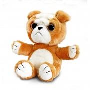 Catelus de plus Bulldog 20 cm Sparkle Pets Keel Toys