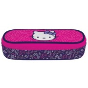 Penar rotund-oval Hello Kitty