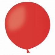 Baloane Latex Jumbo 75 cm, Rosu, Gemar G220.45