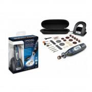 Dremel 8050JG - Trapano fresatore a batteria 35 accessori