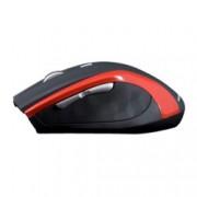 Мишка Modecom WM5 , оптична (1600 dpi), (черно и червено)