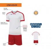 Givova - Completo Kit Calcio Revolution
