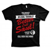 Better Call Soul - In Legal Trouble