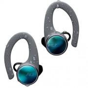 Plantronics Auriculares deportivos BackBeat Fit 3100 Gris