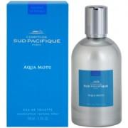 Comptoir Sud Pacifique Aqua Motu eau de toilette para mujer 100 ml