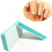 V&V Jemný pilník na nehty s leštičkou po obvodu