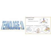 Desen Tehnic Teorie vol 1 - Proiectii, Vedere 3D,Tehno 10