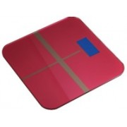Gadget Tree Personal Body Weight Machine Digital Toughened Glass Red SF 180 Weighing Scale(Multicolor)