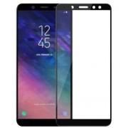 Folie Protectie Sticla Securizata Tellur TLL145445 pentru Samsung Galaxy A6 Plus 2018 (Negru)