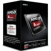CPU, AMD A6-7470K X2 /4.0GHz/ 1MB Cache/ FM2+/ Black Edition/ Radeon TM R5/ BOX (AD747KYBJCBOX)