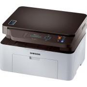 Samsung Xpress SL-M2070W Laser A4 WiFi Cioccolato, Grigio multifunzione